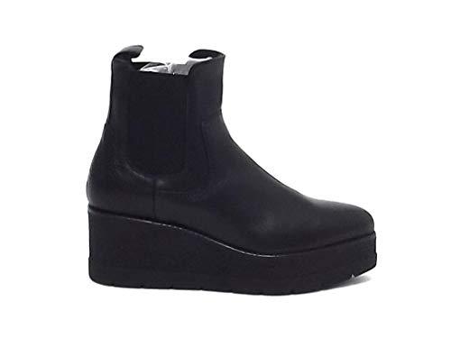 c6b39c3d406 Janet Sport - Botas para Mujer Negro Negro Negro Size  37 EU