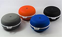 Hiper Song HS404 Mini Wireless Portable Speaker iPad/iPhone/PC/Mobile/Tablet For Audio Speaker ( Color may Very )