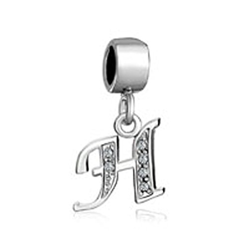Produktbild Uniqueen Fit Pandora Charms  -    Kupfer     Cristal