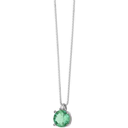 Collana donna gioielli comete storia di luce casual cod. glb 1382