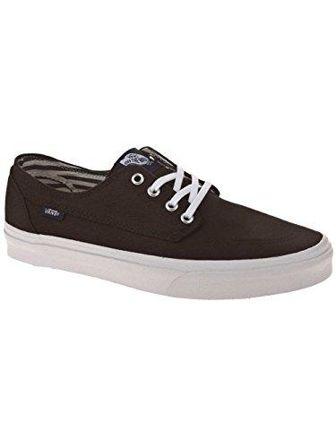 Vans Unisex-Erwachsene Brigata Sneaker Black