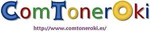 Cartouche de toner compatible pour OKI es7460ES7470es7470dn ES7480Il de 7460Il-7470Il-7470DN Il 7480Cyan C–Eco Office Série 45396215