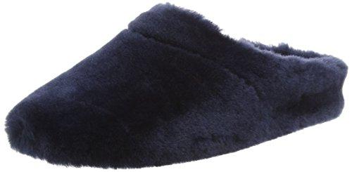 Fortuna ULLA Damen Pantoffeln Blau (ocean -041)