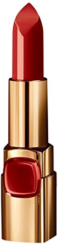 L\'Oréal Paris Color Riche Moist Matte Lipstick, 240 Deep Red, 3.7g