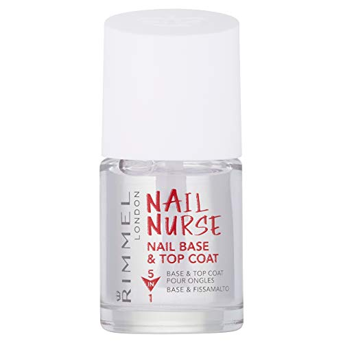 Rimmel - Base & Top coat de uñas 5 en 1