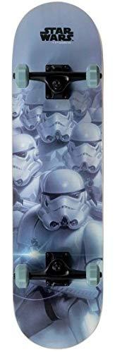 Powerslide Star Wars Skateboard The Army grau, standard