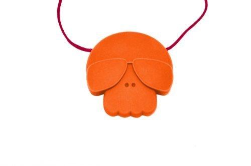 jellystone-skull-pendant-teether-carrot-by-jellystone-designs