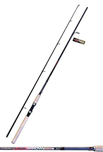 Jaxon Angelrute Black Arrow Spinning Steckrute Spinnrute 2,40m 5-25g