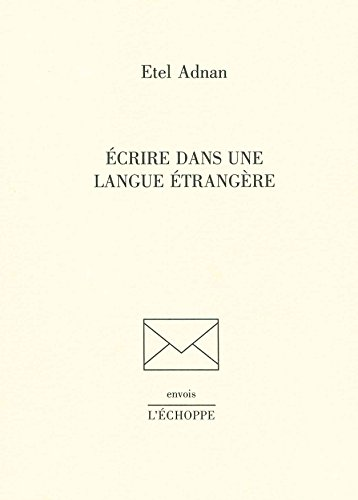 Ecrire dans une langue trangre