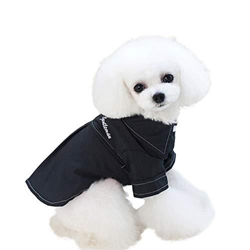 EUZeo Kleiner Hund Kleine Katze Schön Haustierbekleidung Stars Bedruckt Einfarbig Pullover Haustier Kleidung für Hunde Katze Haustierkleidung Hündchen Kätzchen Hundeshirts -