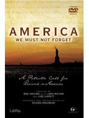 America We Must Not Forget Promo W/CD: A Patriotic Call for Revival in America