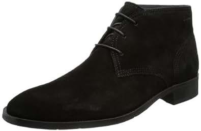 Sioux Bovino 26876, Herren Desert Boots, Schwarz (schwarz), EU 47 (UK 12)