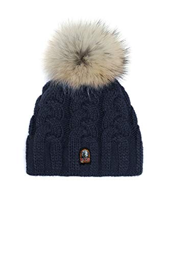 Parajumpers Mütze Strickmütze Cable Hat in Zopfstrick mit Bommel in verschiedenen Farben, Unisex