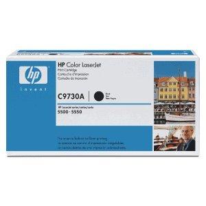 HP Toner C9730A schwarz - Schwarz, Smart Druckkassette