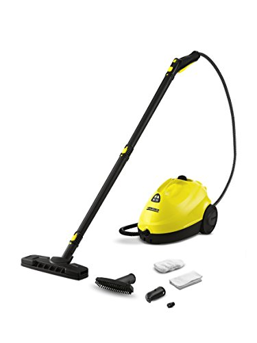 Karcher SC 1.020 Steam Cleaner (Yellow and Black)