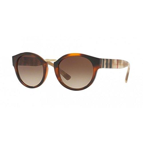 27 Sonnenbrille, Mehrfarbig (Gestell: helles havana, Gläser: braun-verlauf 360113), Small (Herstellergröße: 50) ()