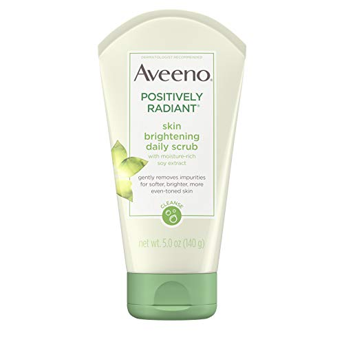 Aveeno Active Naturals Positively Radiant Daily Scrub by Aveeno -