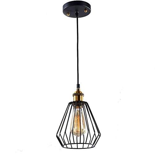 ZY 1 Lichter Loft Kreative Kronleuchter Antike Klassische Edison Lampenschirm Mehrere Deckenleuchte Licht E27 Retro Anhänger Industrie Speisesaal Schlafzimmer Hotel Home Beleuchtung Zubehör -