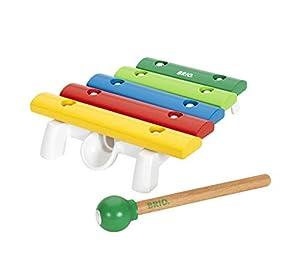 BRIO-xilofono Juego Primera Edad, Multicolor, 18 Meses (30182)