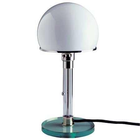 Tecnolumen - Wg24 vidrio de repuesto wagenfeld lámpara para lámpara de cristal del wg24 bauhaus dessau