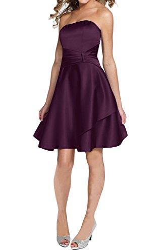 Gorgeous Bride - Robe - Femme Violet - Violet