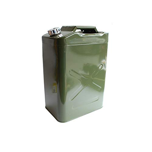 CL- Contenitore del combustibile portatile Serbatoio carburante portatile, taniche di benzina rinforzate europee da 10 l, 20 l, 30 l, 35 l, 40 l, fusti di ferro, serbatoi di scorta, veicoli vari e pic