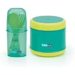 Bebé Due - Termo para sólidos, 500 ml