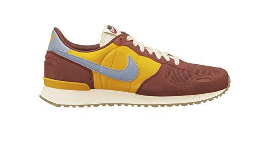 Nike Herren Downshifter 6 Laufschuh, EU: 45,5  Farbe: Dusty Peach/Obsidian Mist-laser Orange