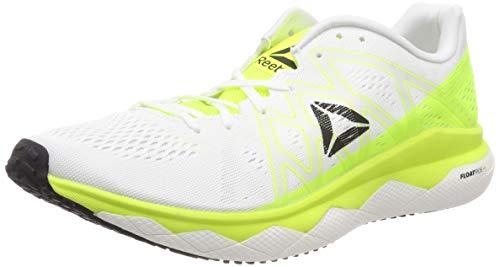 Reebok Damen Floatride Run Fast Cross-Trainer Mehrfarbig (Solar Yellow/White/Black 000) 38 EU