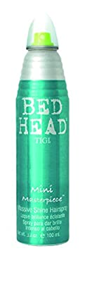Bed Head Masterpiece Massive Shine Hairspray Mini 79ml - inexpensive UK light shop.