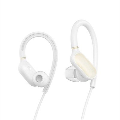 Xiaomi Mi Sports Bluetooth Earphones White thumbnail