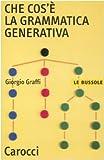 Image de Che cos'è la grammatica generativa