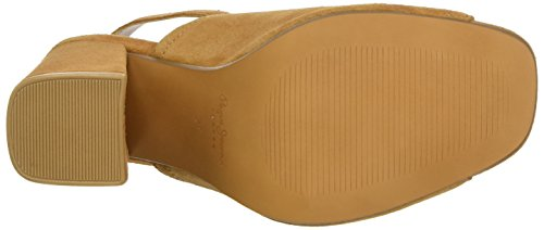 Pepe Jeans Bay Crog, Sandali Donna Marrone (Nut Brown)
