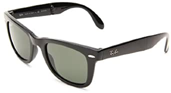 Ray-Ban RB4105 Wayfarer Folding Non-Polarized Sunglasses