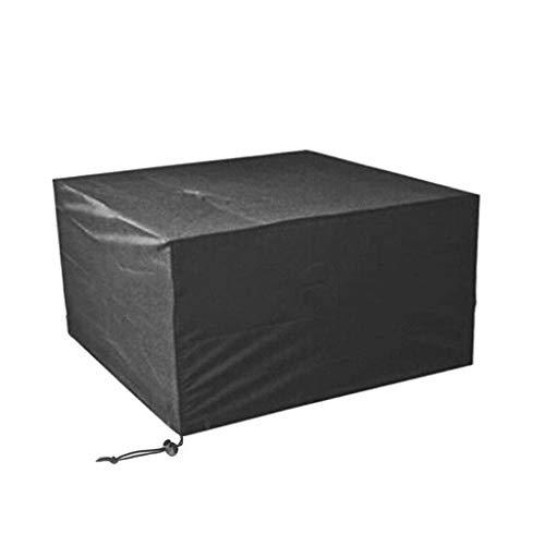 LH-Tarps Möbelbezug Schutzhülle Wasserdichte Outdoor Sofa Abdeckung Markise Balkon (größe : 120×120×74cm)