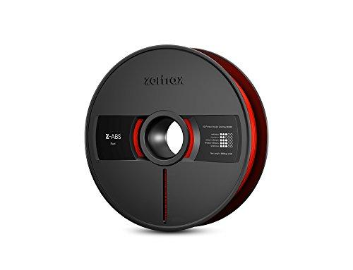 Z-ABS Filamento Originale per ZORTRAX colore Red - Rosso