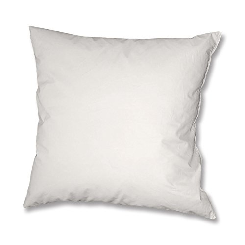 Betten Duscher ROLLER Füllkissen BASIC - weiß - Daune - 50x50 cm
