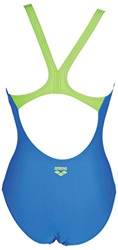 Arena Damen Badeanzug W domming blau