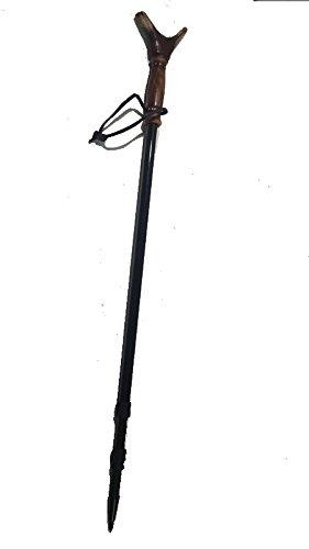 Bastón de Caza Mayor 150 cm Telescópico.