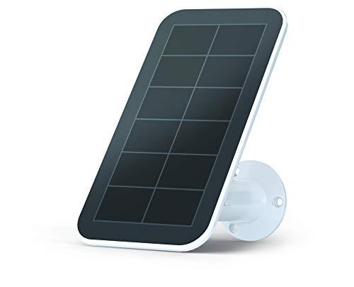 Arlo VMA5600, Zubehör, Sonnenkollektor/Solarladegerät (offiziell, wetterfest,2,44 m magnetisches Ladekabel, verstellbare Halterung, nur mit Arlo Ultra und Pro3 kompatibel)