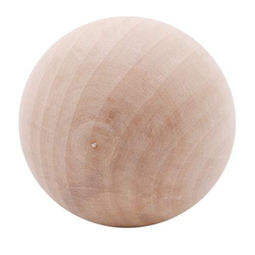 Holzkugel mm, durchgebohrt