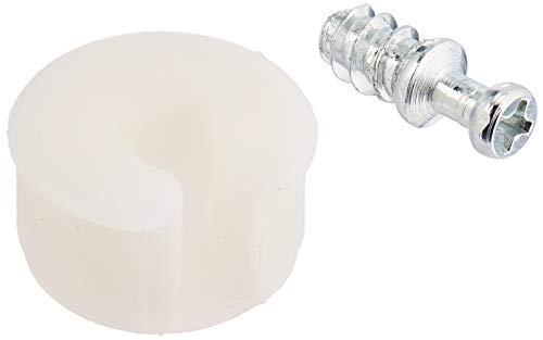 uxcell a16041300ux0399U Form Kunststoff Schraube in Regal Unterstützung Pins Peg Supporter -