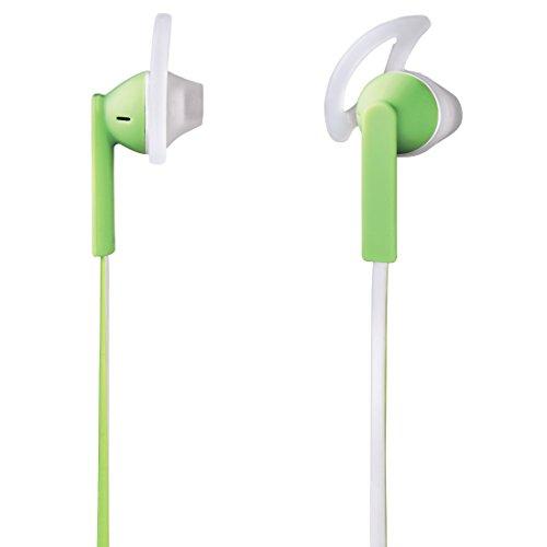 Hama 2 Tragevarianten: Ear-Hook m. Ohrbügel u. klassischer In-Ear