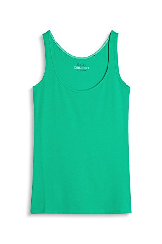 edc by ESPRIT Damen Top Grün (Green 310)
