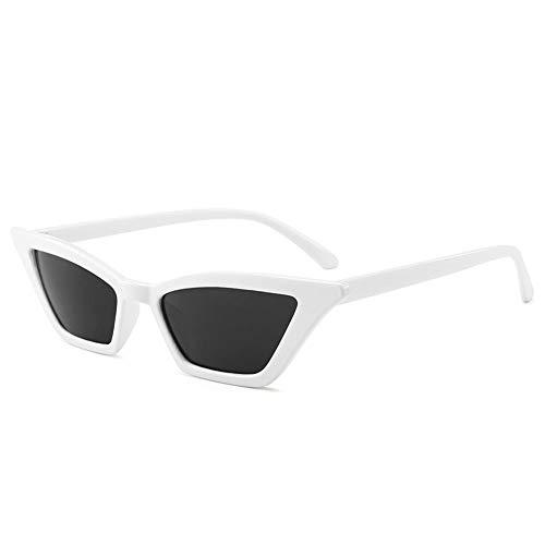 Sonnenbrille Mode Retro Moderne Cat Eye Leichte UV-Sonnenbrille für Frauen