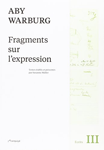 Fragments sur l'expression