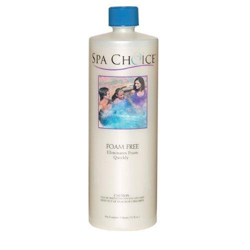 Spa Choice 472–3-2031espuma libre SPA química