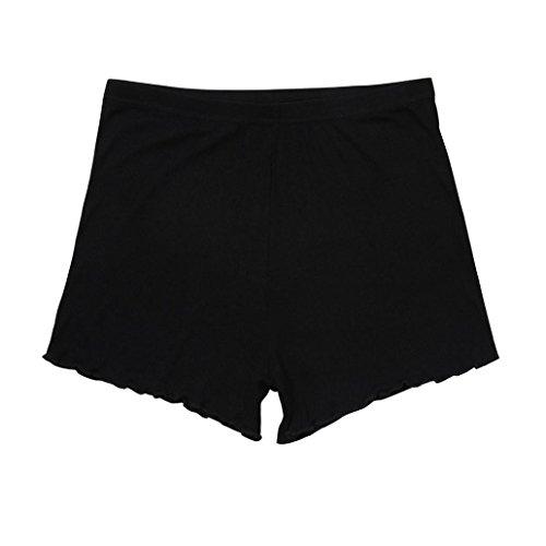 ITISME Unterwäsche Frauen Leggings Hosen BeiläUfige HeißE Dehnbare UnterwäSche Shorts Nahtlose Sicherheit
