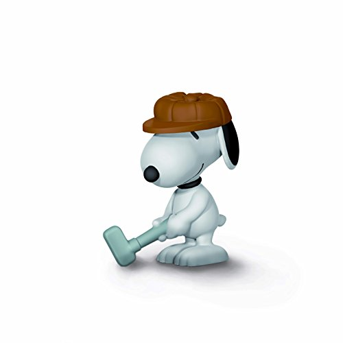 Schleich 22077 - Golfer Snoopy - Figur