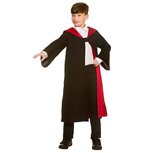 z / Rot Zauberer Robe (Einheitsgröße) ()